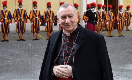 Il cardinale Parolin: in Russia parlerò anche di Siria e Ucraina