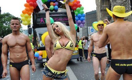 Gay-pride Berlino, Chiesa evangelica partecipa con carro