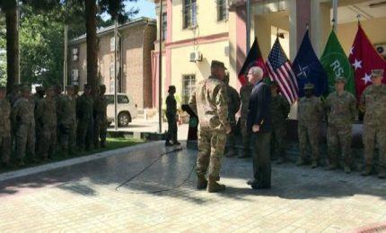 Delegazione del senato Usa in visita in Afghanistan