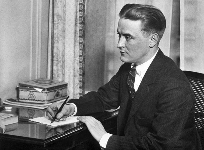Pubblicate in italiano le lettere di F. Scott Fitzgerald