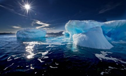 Antartide, si è staccato mega iceberg. E' grande 55 volte Parigi