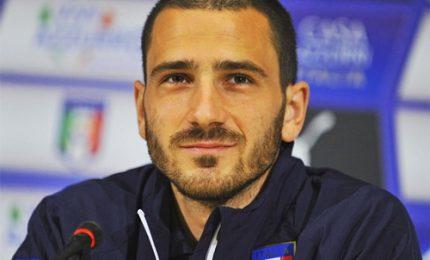 Leonardo Bonucci arriva a casa Milan