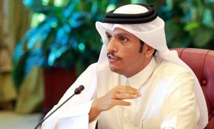 Il Qatar a Paesi Golfo: nessun passo indietro. Trump: stop fondi a terroristi
