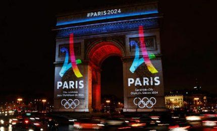 """""""24 parole per Parigi 2024"""", la candidatura"""