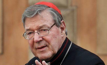 Australia, Cardinale Pell a processo per abusi sessuali