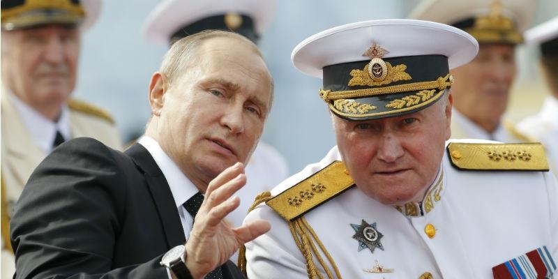 Putin corre per il Cremlino, candidato contro nessuno