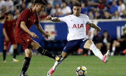 La Roma batte il Tottenham 3-2