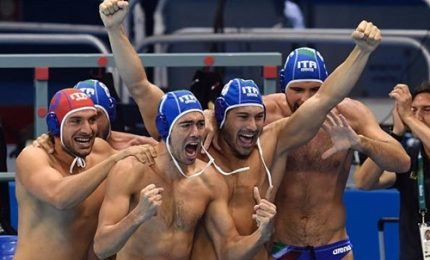 Settebello batte Australia 8-4, ora sfida al Montenegro