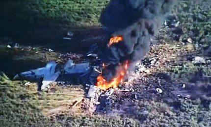 Usa, 16 morti nello schianto di un aereo militare