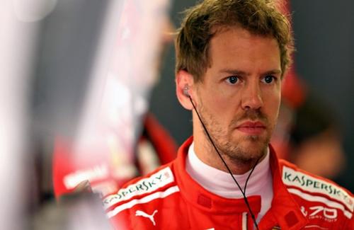 Vettel, mio obiettivo resta vincere mondiale con Ferrari
