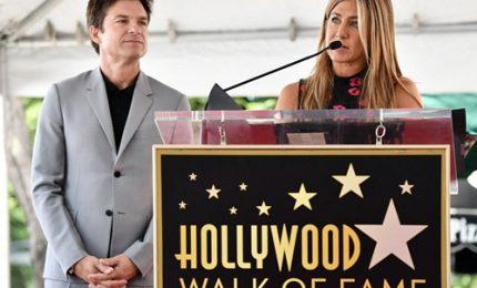 Stella sulla Walk of fame per Bateman, c'è anche Aniston