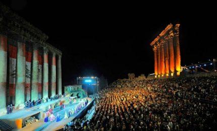 Libano, comincia il Festival internazionale di Baalbeck