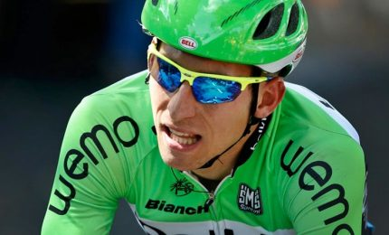 Tappa a Mollema, Froome resta in giallo