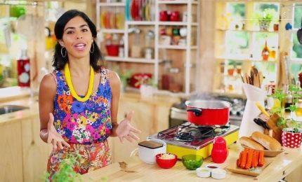 Bela, la regina della cucina bio-tropicale. E figlia di Gilberto Gil