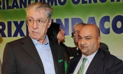Tribunale Genova: restituire i soldi sequestrati a Bossi