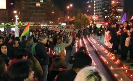 Cile, manifestazione per legge sull'aborto bloccata