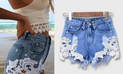 Shorts di jeans, le versioni must-have dell'estate