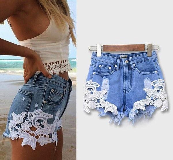 Shorts di jeans, le versioni must-have dell'estate