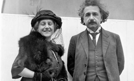 Albert Einstein era un genio, ma non nel matrimonio