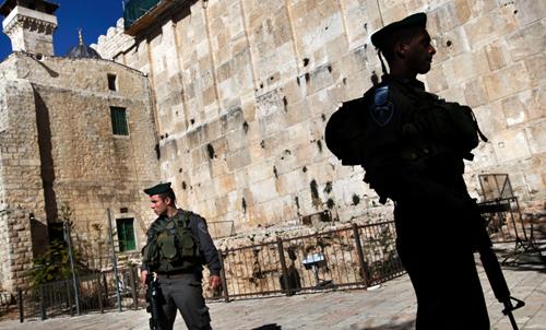 Unesco, Hebron e la Tomba dei Patriarchi patrimonio dell'umanità