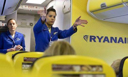 Ryanair taglia 60 voli al giorno