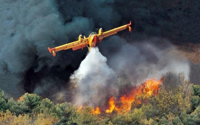 Incendi: brucia la Sicilia, case evacuate e famiglie in fuga a Enna