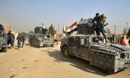 """Iraq, generale Usa: """"Imminente"""" annuncio vittoria Mosul"""