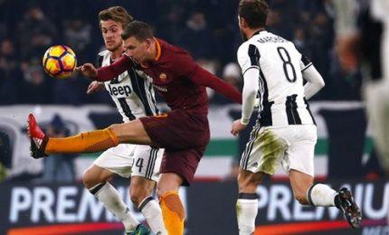 Ai quarti possibili Juve-Roma e Milan-Inter