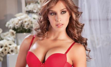 Laura Gamboa, tanta ginnastica ma tanta sensualità