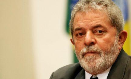 Brasile, 9 anni a Lula per corruzione