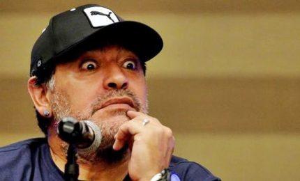 """Maradona dribbla i rumors: """"Non ho l'Alzheimer"""""""