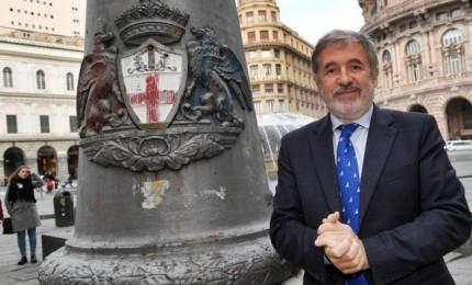 Bucci giura a Genova e si commuove: sarò il Sindaco di tutti