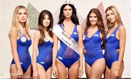 Miss Italia: 19enne eletta Miss Roma, sogna diventare veterinaria