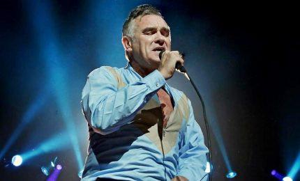 """Morrissey: """"L'Italia è il paese più pericoloso al mondo"""". E scoppia la polemica"""