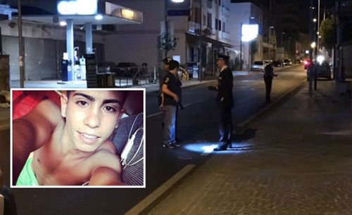 Agguato a Giugliano, ucciso il 22enne Enis Mahmoudi