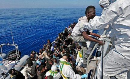 Sbarcati 93mila migranti in 6 mesi