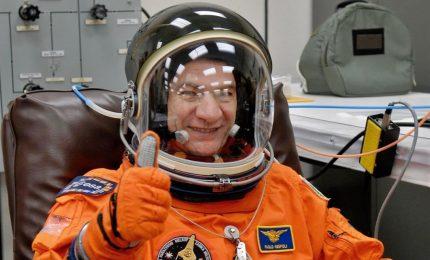 Nespoli, da Insciallah alla Iss: torno su Stazione spaziale il 28. Astronauta, al centro libro Fallaci, racconta passione stellare