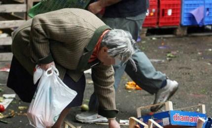 Cinque milioni di persone in povertà