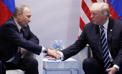 """Alchimia Trump-Putin: accordo su Siria, domani scatta il cessate il fuoco. """"Assad lascerà il potere"""""""