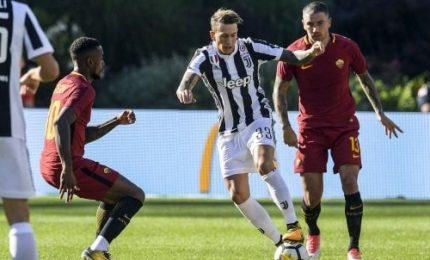Roma-Juventus, vincono i bianconeri ma solo ai rigori