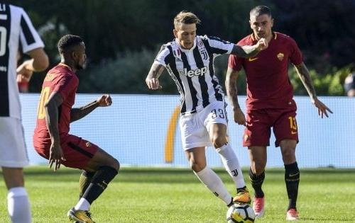 Roma-Juventus ICC: le probabili formazioni e streaming partita