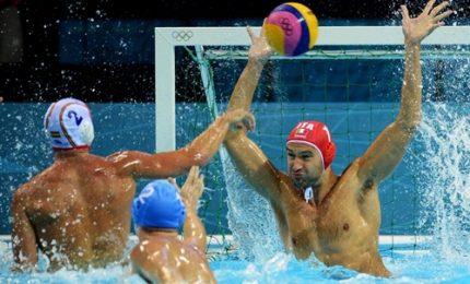 Italia-Croazia 9-12, Settebello fuori