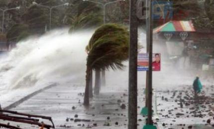 Taiwan si prepara al primo tifone di stagione