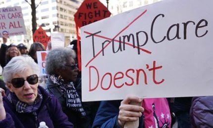 Trumpcare, rischio di un altro fallimento. Per i repubblicani numeri risicati al Senato