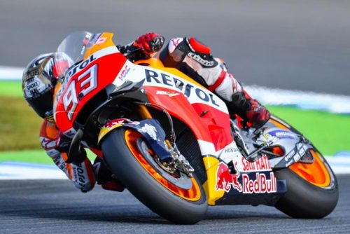 """Marquez: """"Lotta per titolo corsa a tre, Rossi è fuori"""""""