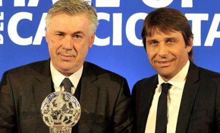 Best Awards 2017 Fifa: ci sono anche Allegri, Ancelotti e Conte