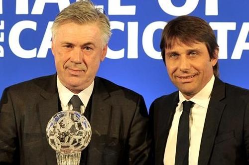Best FIFA Mens's Coach 2017: nominati Conte, Ancelotti e Allegri