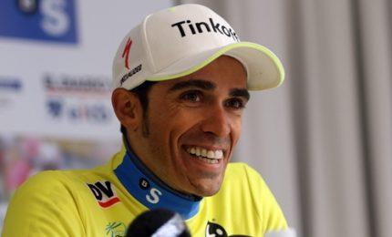 Contador vince sull'Angliru, Vuelta a Froome