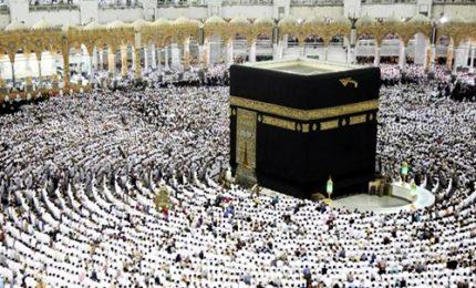 Due milioni di musulmani alla Mecca
