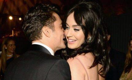 Ritorno di fiamma tra Orlando Bloom e Katy Perry